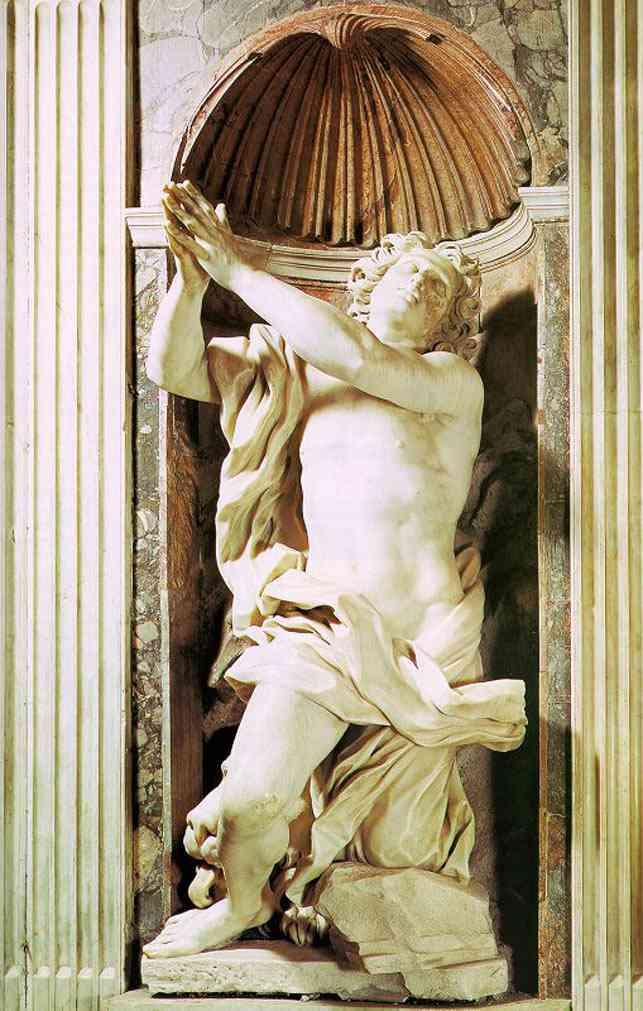 o daniel Bernini, o escultor
