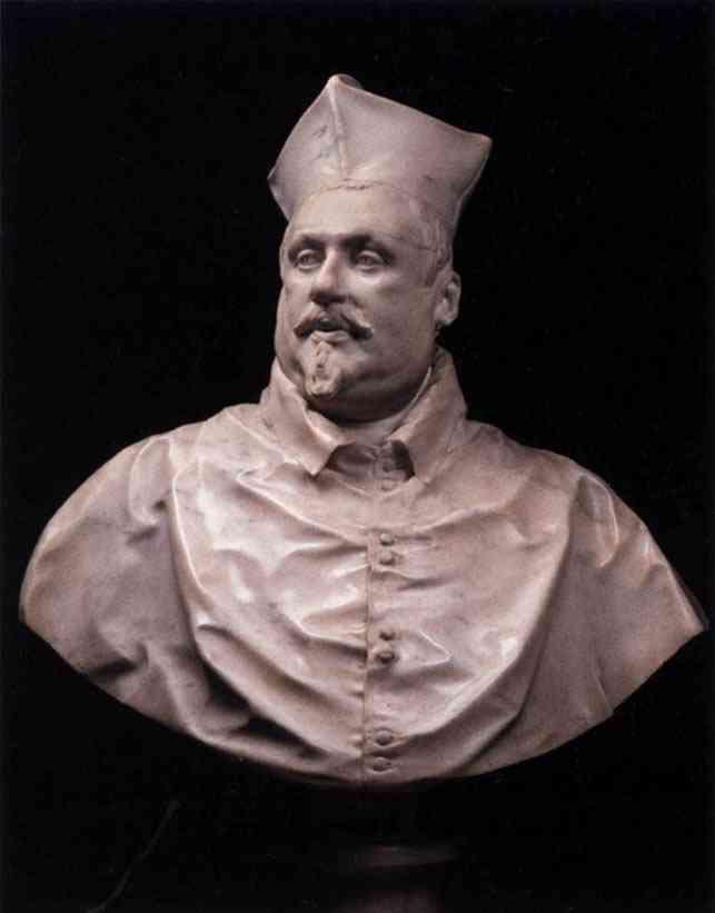 scipion Bernini, o escultor