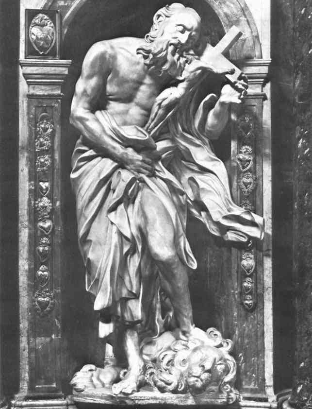stjerome Bernini, o escultor