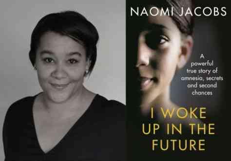 naomi jacobs and book cover620 O bizarro caso da mulher que foi dormir com 32 anos e acordou com 15