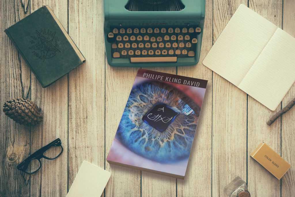 typewriter 801921 1920 1024x683 A Caixa   O livro : Passou dos 70% já. Agora vai!