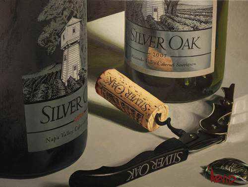 376843Silver Lining first image.sized As incríveis pinturas de Thomas Arvid