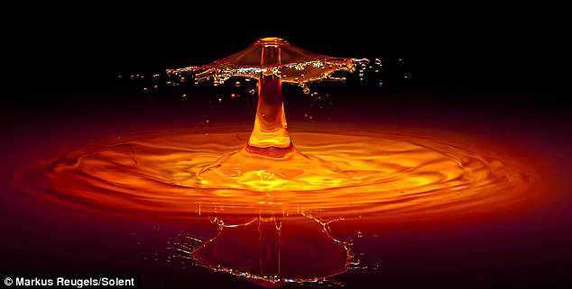 377608article 1376971 0B9FB74D00000578 254 634x321 A beleza da água numa fração de segundo