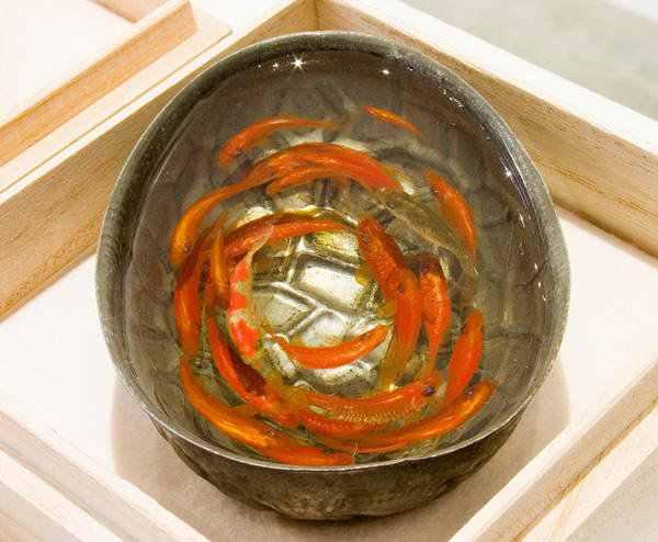 714906goldfish 2 4 Riusuke Fukaori, o criador de peixinhos