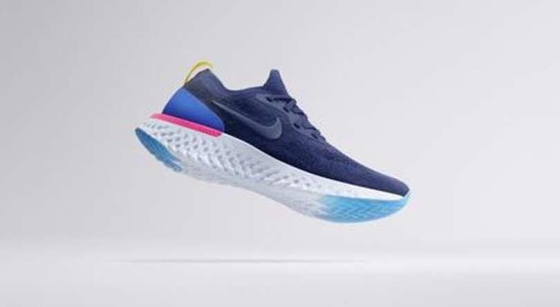 tênis Nike running Epic React Flyknit