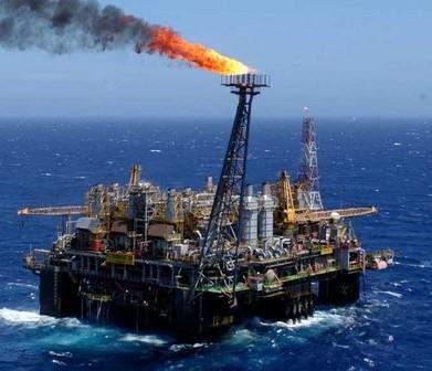 plataforma marítima para exploração de petróleo e de outros combustíveis fósseis