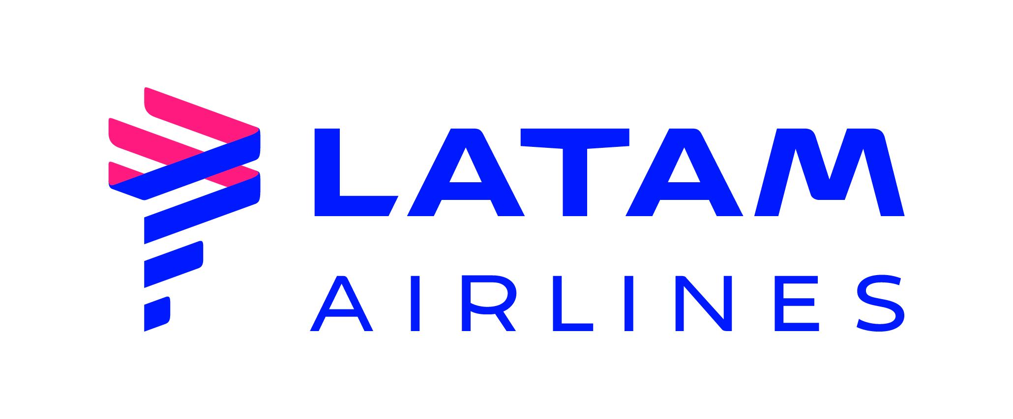 Latam airlines horizontal positivo cmyk