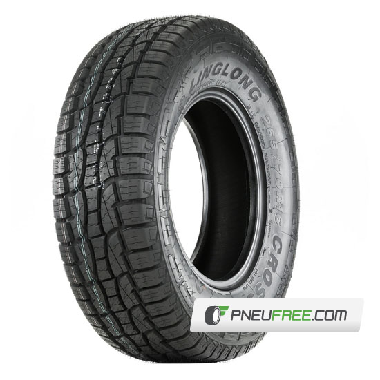 Mais detalhes do pneu 31x10.50R15LT 6 Lonas 109R CROSSWIND AT LINGLONG