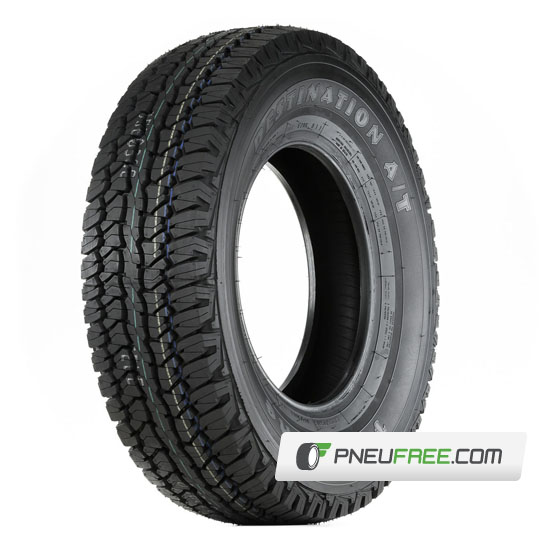 Mais detalhes do pneu LT245/70R16 113/110S DESTINATION AT FIRESTONE