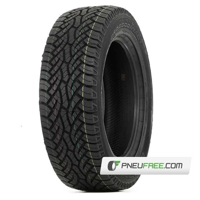 Mais detalhes do pneu 205/60R16 92H CROSSCONTACT AT  CONTINENTAL