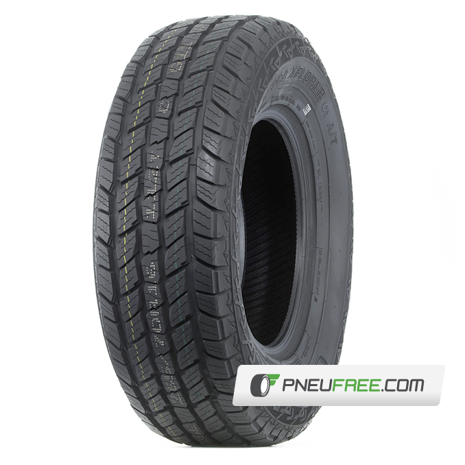 Mais detalhes do pneu 265/70R16 112T TERRA XPLORER C1 AT CONSTANCY