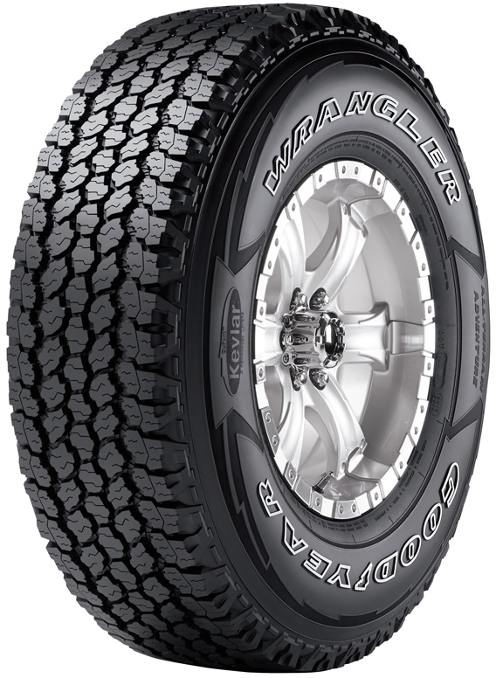 Pneu Goodyear Wrangler All Terrain Adventure 265/70 R16 112t