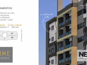 Foto 3 - Apartamento à Venda em Ponta Grossa, Oficinas, 2 quartos, Ref.: 96854-4 - ProcureImóvel
