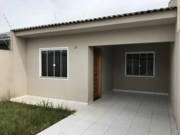 Foto 1 - Casa à Venda em Ponta Grossa, Oficinas, 3 quartos, Ref.: 94898-4 - ProcureImóvel