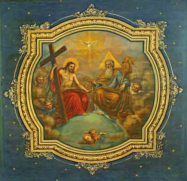 Resultado de imagem para santissima trindade