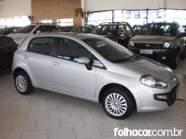 Fiat Punto Attractive 1.4 (flex) - 12/13 - 34.500