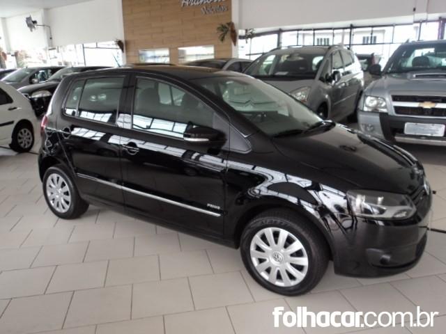 Volkswagen Fox Prime 1.6 8V (flex) - 09/10 - 28.900