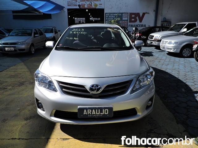 Toyota Corolla Sedan 2.0 Dual VVT-i XEI (aut)(flex) - 12/13 - 64.000
