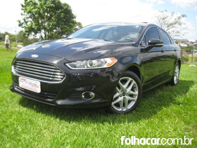 Ford Fusion 2.5 16V iVCT (Flex) (Aut) - 13/14 - 82.000