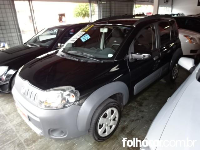 Fiat Uno Way 1.0 8V (Flex) 4p - 10/11 - 22.000