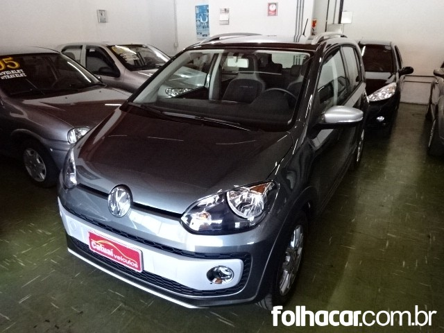 Volkswagen Up! up! 1.0 12v Bluemotion E-Flex cross up! - 15/16 - 42.800