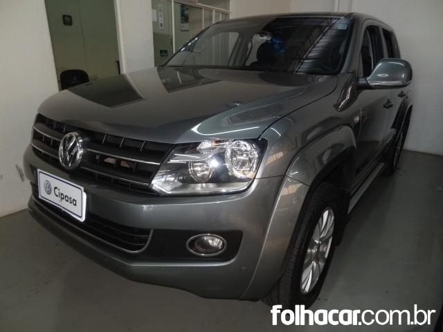 Volkswagen Amarok 2.0 TDi CD 4x4 Highline (Aut) - 12/13 - 104.000