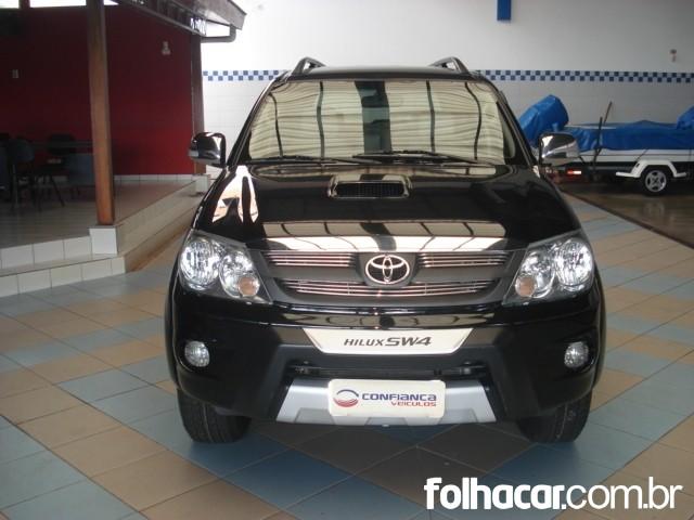 Toyota Hilux SW4 SRV 4x4 3.0 Turbo (aut) - 06/06 - 77.000