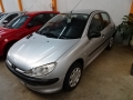 Peugeot 206 Hatch. Sensation 1.4 8V (flex) - 07/07 - 14.900