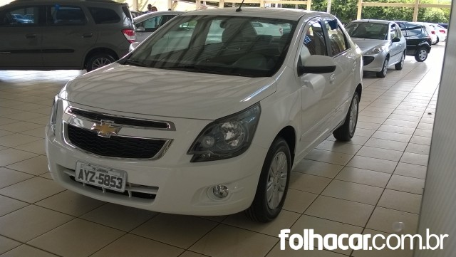 Chevrolet Cobalt LTZ 1.8 8v (flex) (Aut) - 14/15 - 51.000