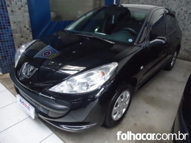Peugeot 207 Hatch XR 1.4 8V (flex) 4p - 10/11 - 23.800
