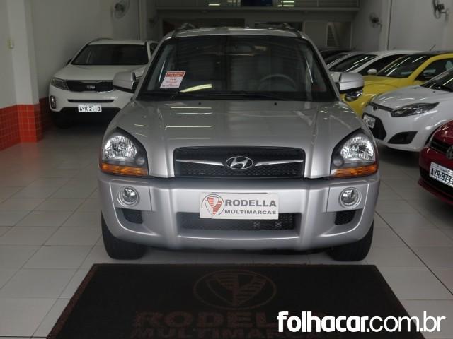 Hyundai Tucson GLS 2.0 16V (Flex) (aut) - 13/14 - 56.000