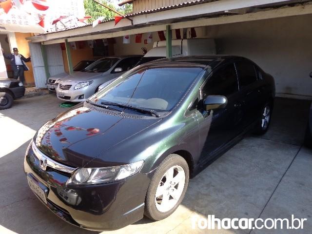 Honda Civic New LXS 1.8 (aut) - 06/07 - 34.000