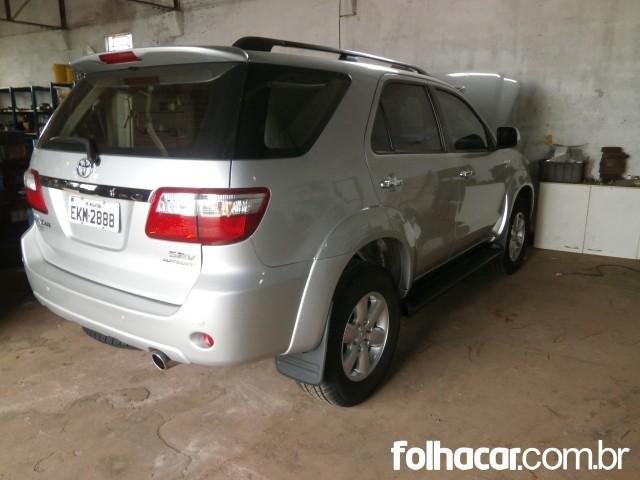 Toyota Hilux SW4 SRV 4x4 3.0 Turbo (aut) - 09/10 - 110.000