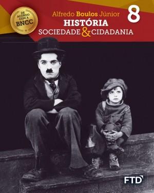História Sociedade & Cidadania - 8º ano