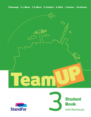 Team Up 8º ano