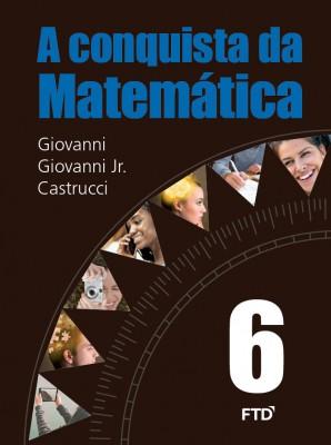 A Conquista da Matemática 6º ano