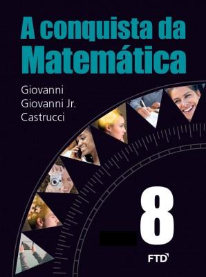 A Conquista da Matemática 8º ano