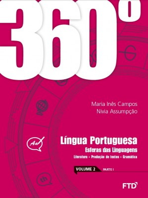 360° Língua Portuguesa - Esferas das Linguagens - Vol. 2