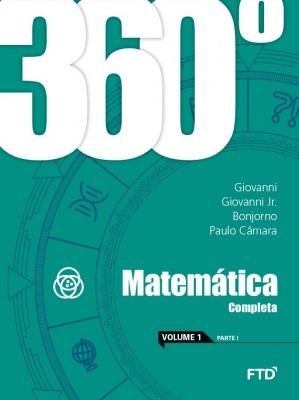 360° Matemática Completa - Vol. 1