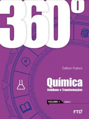 360° Química Cotidiano e Transformações - Vol. 1