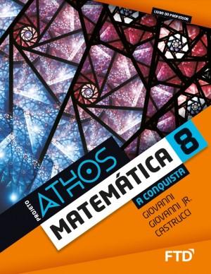 Athos Matemática 8 - A Conquista