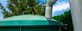 Sistema de reutizilação de água da chuva