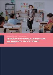 GESTÃO E LIDERANÇA DE PESSOAS NO AMBIENTE EDUCACIONAL