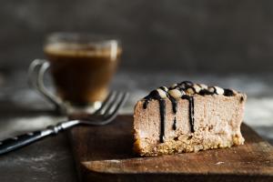 Cheesecake de Nutella do chef Igor Martins, ex-participante do Hell's Kitchen