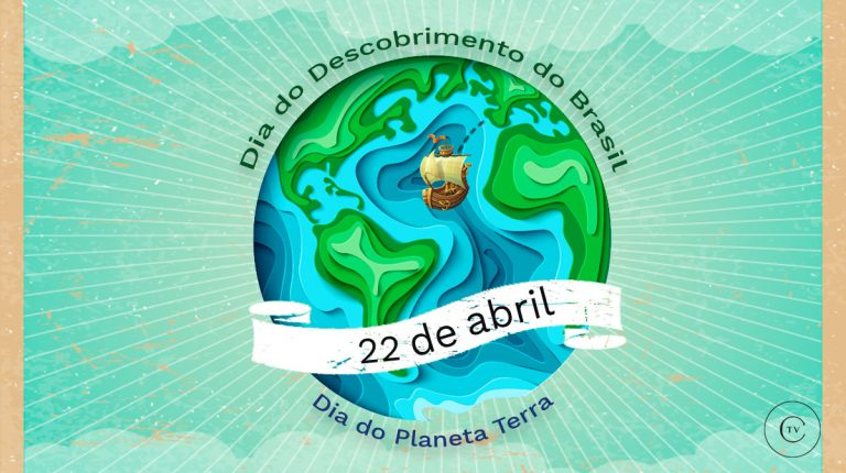 22 de abril: Terra à vista!