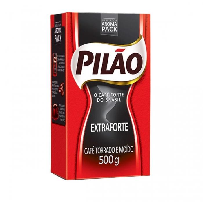 Cafe pilao a vacuo extra forte 500g