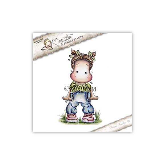 Carimbo Magnolia YB - Sweet Pants Tilda