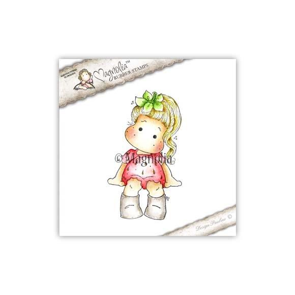Carimbo Magnolia FS - Tilda Strawberry *Entrega Prevista Início Junho