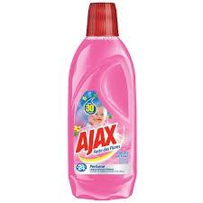 Limpador ajax F flores 500ml perfume delicado
