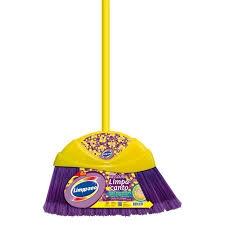 Vassoura limpa canto Limppano